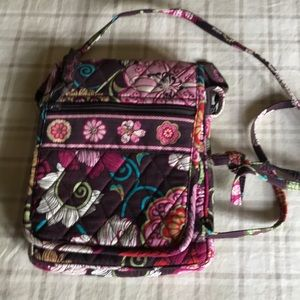 Gently used small shoulder bag.